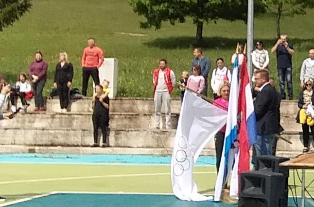 Podizanje zastave
